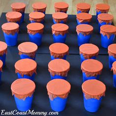 East Coast Mommy: NERF Party Loot Bag... with free printable tags