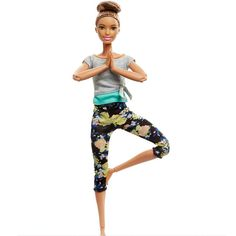 The new made to move yoga dolls!!!  #barbie #barbiestyle #barbiecollector #madetomove #barbiemadetomove #fashionista #barbiefashionista #barbiefashionistas #fashion #barbiefashion #style #instadoll #dollstagram #doll #barbiedoll #barbie2018 #barbienews #yoga