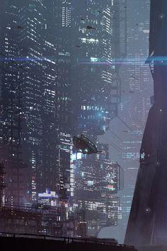 Metropolis by Simon