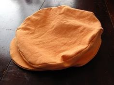 tutorial and pattern for making drivers cap
