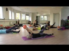 Pilates mit dem Redondo Ball, 01.11.2018. - YouTube Pilates Video, Pilates Barre, Aerobics Workout, Pilates Workout, Exercise, Pilates Training, Full Body Workout At Home, At Home Workouts, Marquis