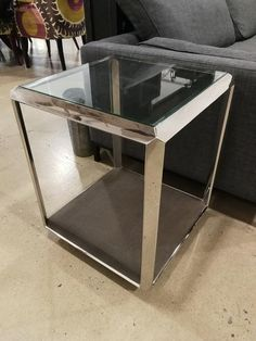 Side Table with faux shagreen #table #montreal #decor #design #sidetable #fauxshagreen
