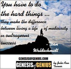 Living a Life of Outrageous Success on http://consciousshift.me/blog/ http://genesisofgenius.com #genesisofgenius
