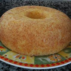 Aprenda a preparar a receita de Bolo de mandioca sem farinha