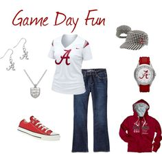 """Alabama Game Day"""