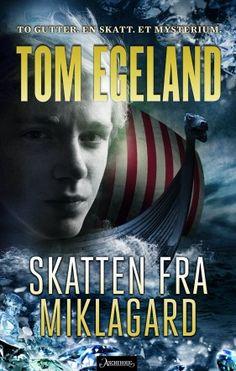 """ Born to be a reader"": Skatten fra Miklagard av Tom Egeland Gate, Literature, Toms, Ebooks, Action, Movies, Movie Posters, Literatura, Group Action"