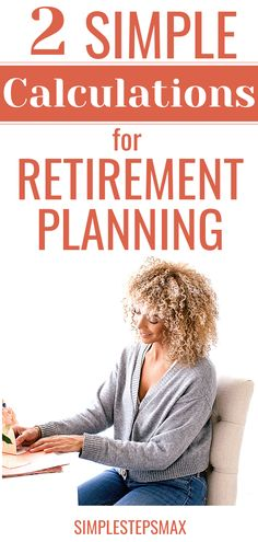Every good retirement savings plan should include these 2 simple calculations when preparing for retirement. Make sure you know how much money you need to save for retirement. #personalfinance #moneytips #retirement #financialtips Retirement Savings Plan, Preparing For Retirement, Retirement Accounts, Early Retirement, Retirement Planning, Save My Money, Ways To Save Money, Money Tips, Monthly Expenses