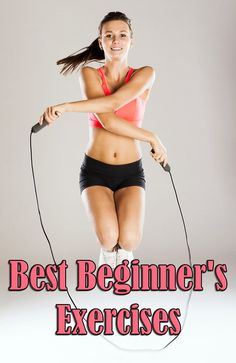 The 4 Best Beginner's Exercises to do at Home  Find more relevant stuff: victoriajohnson.wordpress.com