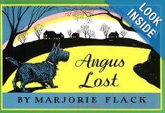 Angus Lost: Marjorie Flack: 9780374403843: Amazon.com: Books