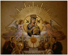 Our Lady of Perpetual Help, pray for us