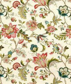 P. Kaufmann Brissac Jewel Fabric - $21.65 | onlinefabricstore.net