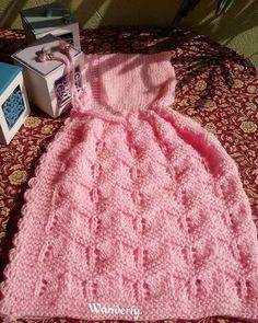 ** TRICO DA WANDERLY**: Capinha feita em tricô para Bebê