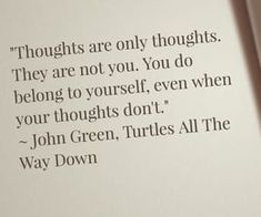 book, john green, and turtles all the way down image Series Quotes, Movie Quotes, Funny Quotes, John Green Quotes, John Green Books, Poetry Quotes, Words Quotes, Life Quotes, Qoutes