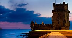 Belem #tower in #Lisbon. Top #attraction