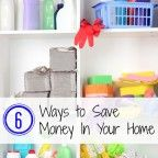 Easy Ways to Save Money In Your Home