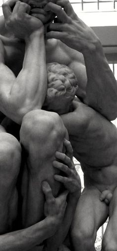Ugolino and His Sons (detail II), 1867 Jean-Baptiste Carpeaux