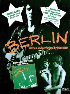 Margini in/versi: Lou Reed - Berlin, 1973
