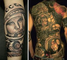 astronaut theme