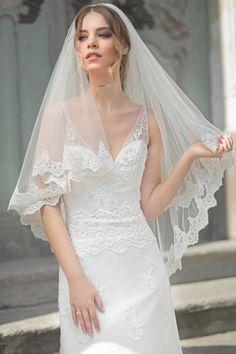 Cod produs 3 Lace Weddings, Wedding Dresses, Wedding Bells, Cod, Fashion, Cod Fish, Alon Livne Wedding Dresses, Fashion Styles, Weeding Dresses