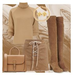 """""""coffee"""" by kathleenmountain on Polyvore featuring J.W. Anderson, Topshop, Burberry, Alessandra Rich and Chanel"""