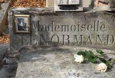 Marie Anne Lenormand's Grave