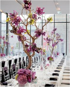 manzanita reception wedding flowers, manzanita wedding decor, wedding flower centerpiece, wedding flower arrangement, add pic source on comment and we will update it. can create this beautiful wedding flower look. Manzanita Wedding, Manzanita Tree Centerpieces, Elegant Centerpieces, Flower Centerpieces, Wedding Centerpieces, Flower Arrangements, Purple Centerpiece, Manzanita Branches, Mod Wedding