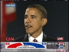 Barack Obama Acceptance Speech November 4 2008 Grant Park, Chicago Illin...