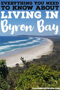 If you're planning on living in Byron Bay, whether it be for a short while or you're thinking about the Byron Bay life for longer. This post will show you all of the Byron Bay highlights and the best things to do in Byron Bay. Check them out! Sydney Australia Travel, Coast Australia, Beautiful Places To Travel, Best Places To Travel, New Zealand Travel Guide, Road Trip Planner, Byron Bay, Travel Aesthetic, Travel Advice