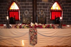 Medieval Wedding Reception | Medieval Banquet - Handfasting Ceremonies and Medieval Weddings