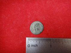 Lot 103: Authentic Ancient Roman Bronze Coin - Chumney House Auctions, LLC | AuctionZip