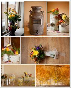 Rustic Wedding wedding-inspiration