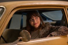 """The High Note"" Promotional Stills. #dakotajohnson I M Married, Film Trilogies, Dakota Mayi Johnson, Rodeo Queen, Her Smile, Jamie Dornan, Fifty Shades, American Actress, Artists"