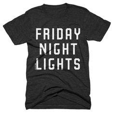 Friday Night Lights Tee