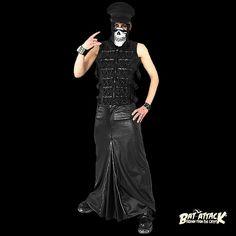 Jupe Gothique 'Cyber Warrior'