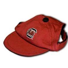South Carolina Gamecocks Dog Hat