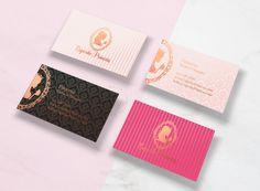 Custom Logos, Discount Designer, Brand Identity, Business Cards, Cupcake, Logo Design, Behance, Packaging, Princess