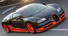 1. Bugatti Veyron Super Sport: 267 mph, 0-60 in 2.4 secs. Aluminum, Narrow Angle 8 Liter W16 Engine with 1200 hp, base price is $2,400,000. Although the Bugatti Veyron lost the title to SSC Ultimate Aero on March 2007, Bugatti challenge the record in Germany on July 10, 2010 with the new 2010 Super Sport Version and the Veyron once again claims the title of the fastest car in the world at 267 mph. The original Bugatti Veyron has a top speed of 253 mph, priced at $1,700,000 and equipped with…