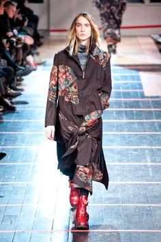 Yohji Yamamoto | FW 2014 | Mode Masculine