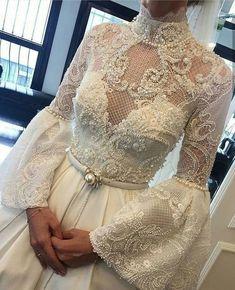muslim wedding dress code for guests Muslim Wedding Dresses, Dream Wedding Dresses, Bridal Dresses, Wedding Gowns, Prom Dresses, Dress Prom, Bridesmaid Dress, Boho Wedding, Lace Dress