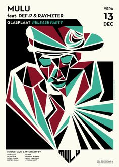 Gig posters on Behance