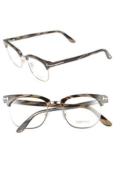 90b367104ba Tom Ford 49mm Optical Glasses (Online Only) available at  Nordstrom Eye  Frames