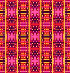 Pixelated Pattern by Projectfun on deviantART