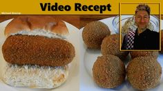 Dutch Recipes, International Recipes, Finger Foods, Side Dishes, Bbq, Food And Drink, Appetizers, Lunch, Snacks