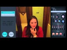 Virtual Makeup Mirror - Cannes 2013 Innovation Lions Shortlist - YouTube