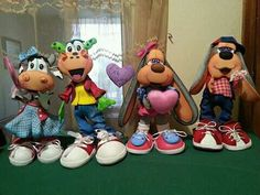 , Clay Figures, Bowser, Art For Kids, Origami, Mickey Mouse, Nail Designs, Creations, Dolls, Disney Characters