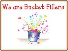 Bucket Filling Banner