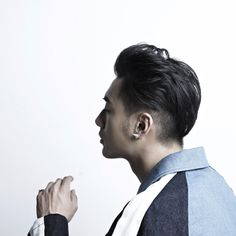 Esquire Korea June 2014  MODEL : Shon Min Ho (손민호) I love hair style..