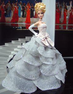 OOAK Barbie NiniMomo's Miss Netherlands 2011