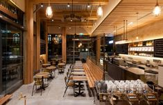 Giant Design have completed a new Pablo & Rusty's café in Sydney, Australia.