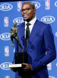Kevin Durant MVP 2013 - 2014